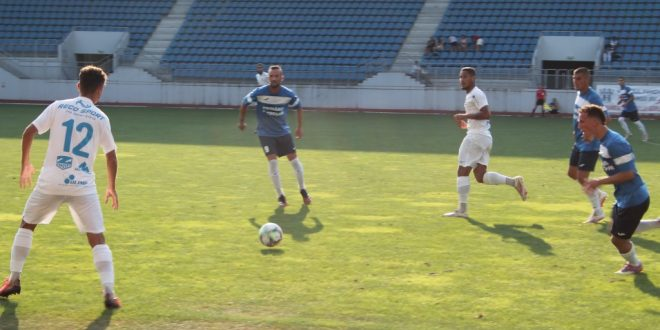 AMICAL / Pandurii Târgu Jiu a remizat în meciul amical cu Jiul Petroşani