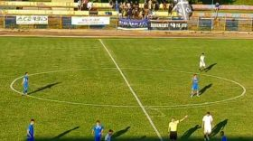 ETAPA A II-A / Pandurii Târgu Jiu a câştigat meciul din etapa a doua cu Progresul Ezeriş, scor 2-0