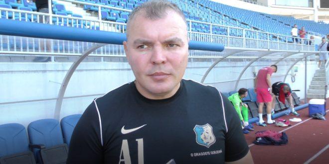 """ETAPA A 6-A / Călin Cojocaru: """"Nu cred că s-a pus problema învingătorului la acest meci"""""""