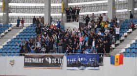 SUPORTERI / Pandurii Târgu Jiu caută soluţii pentru a disputa meciurile de pe teren propriu de la ora 17:00
